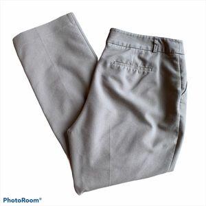 The Torrie Tan Straight Leg Pant Petite 12